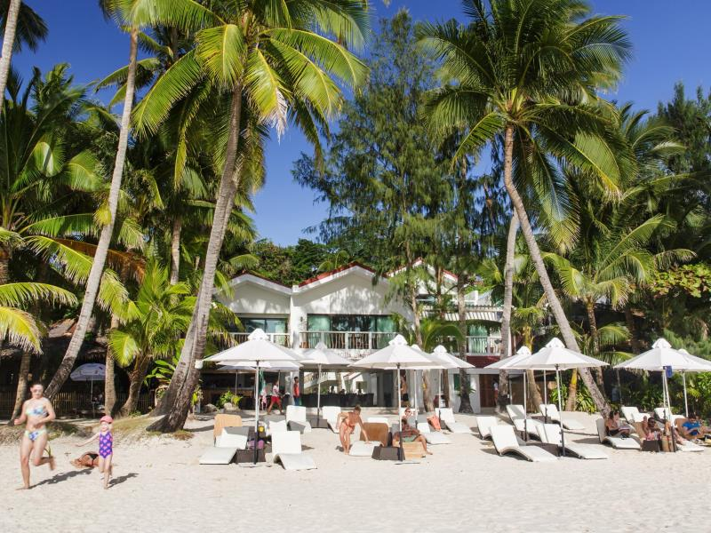 Villa caemilla beach boutique hotel boracay resorts guide for Beach boutique hotel